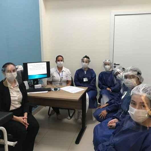 Organização Social investe em capacitações para profissionais de saúde com foco na Covid-19