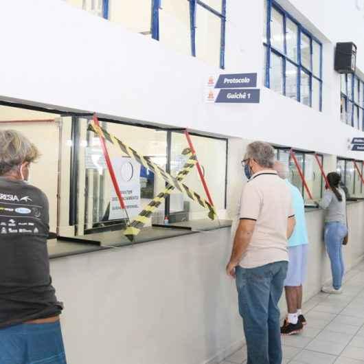 Prefeitura de Caraguatatuba amplia atendimento ao público em uma hora