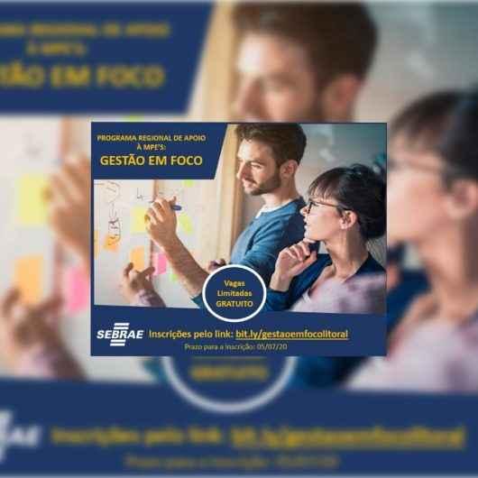Sebrae-SP promove evento online para pequenos empreendedores com foco em gestão empresarial e inclusão digital