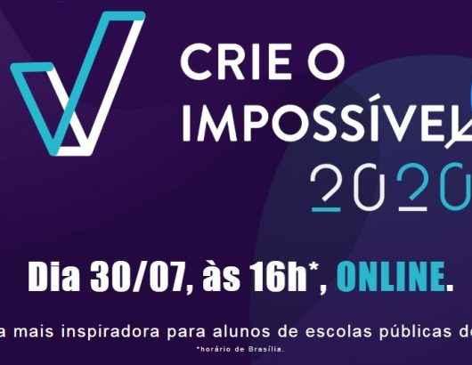 Projeto convoca alunos de escolas públicas de todo Brasil para assistir palestras inspiradoras online