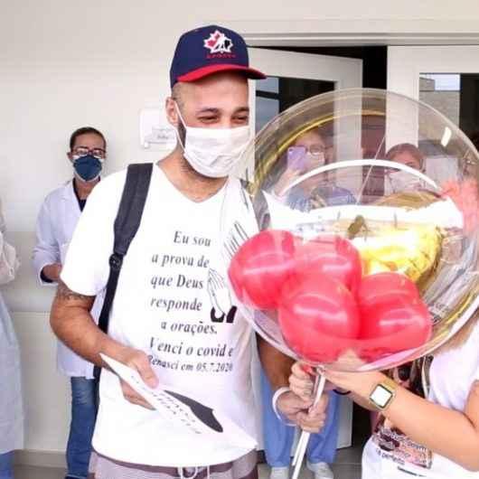Caraguatatuba tem 544 pacientes recuperados da Covid-19