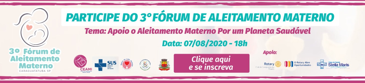 forum aleitamento materno