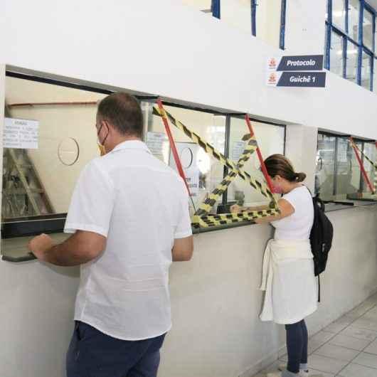 Prefeitura de Caraguatatuba segue com atendimento ao público das 9h às 14h