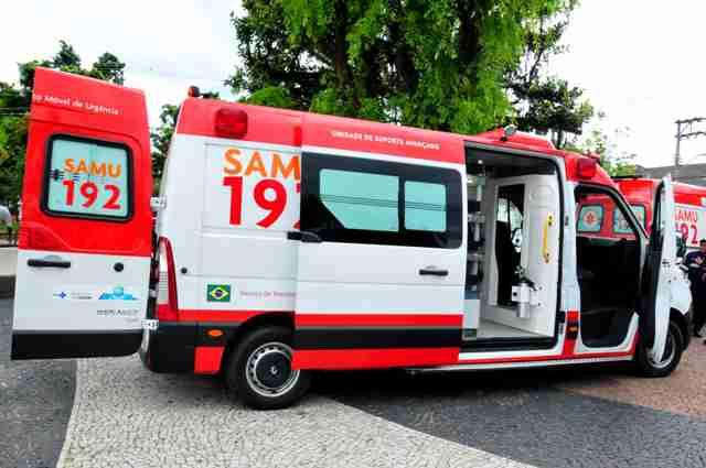 Samu de Caraguatatuba se prepara pra Carnaval 2017 (1)
