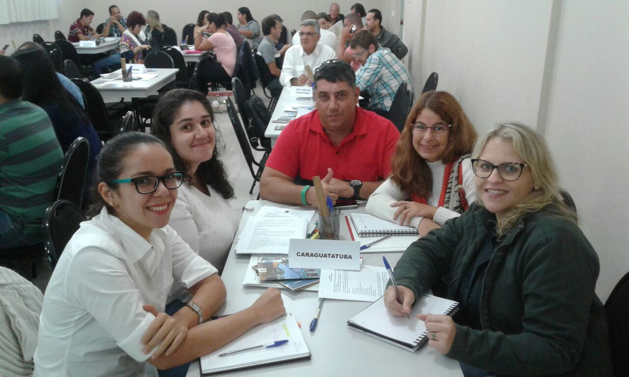 04_19 Equipe de Caraguatatuba e de mais 15 cidades participam de Curso de Turismo em Guaratingueta (3)