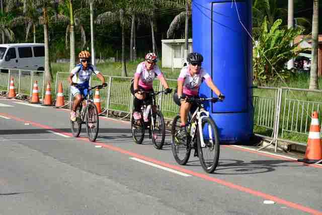 Caraguatatuba recebe 6ª Etapa do Campeonato Valeparaibano de Ciclismo no domingo (10) (Fotos: Luís Gava/PMC)
