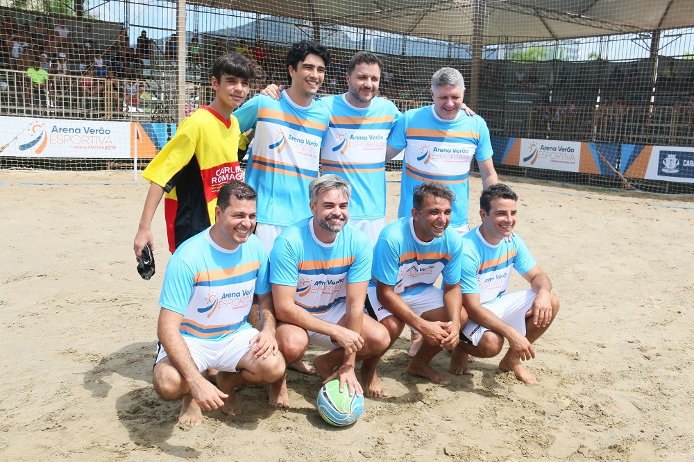 01_21 Futebol dos Artistas agita Arena Verão Esportiva (1)