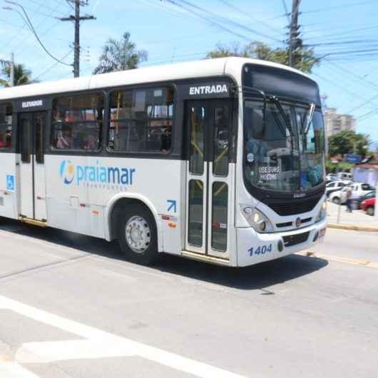 Mudança de horário ônibus Fundação Casa