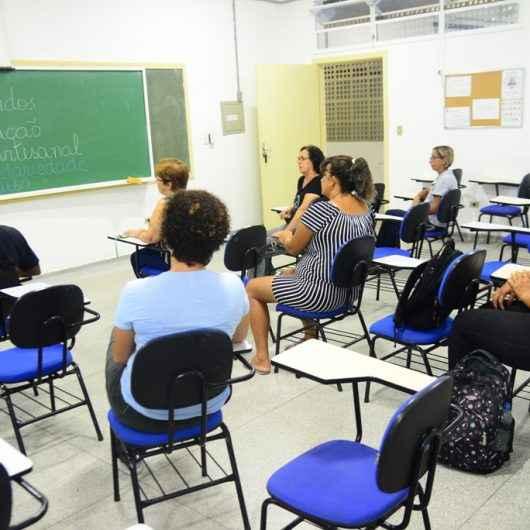 Fundo Social dá início ao curso de Panificação Artesanal para alunos do PROEJA