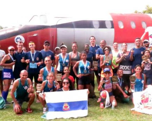 Equipe de atletismo de Caraguatatuba
