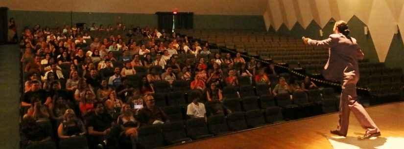 Prefeitura Promove Palestra Motivacional Para Servidores Da