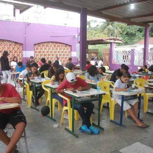 Casa Beija-Flor promove Torneio de Mangá para crianças e adolescentes