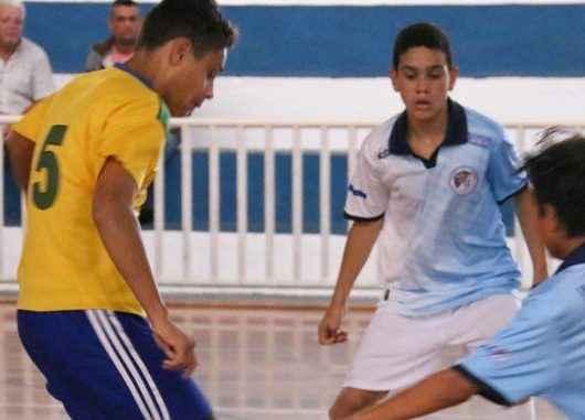 Caraguatatuba lança tabela de resultados da VII Copa Gatorade de futsal- Categoria de base 2019