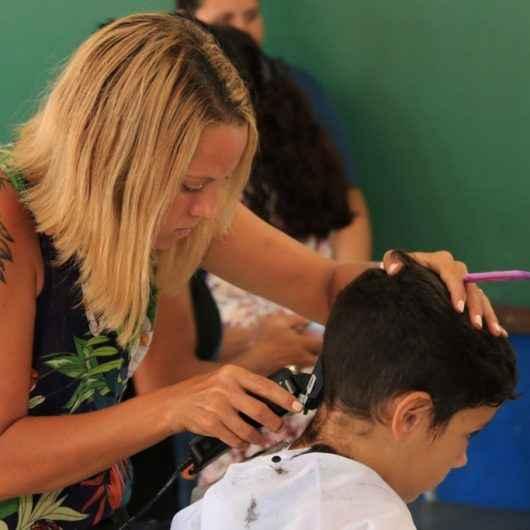 Núcleo de Atendimento Social do Morro do Algodão abre 210 vagas para várias oficinas gratuitas