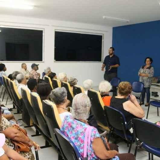 Procon de Caraguatatuba faz palestra sobre vendas abusivas para idosos na Associação dos Aposentados nesta quarta (08/05)