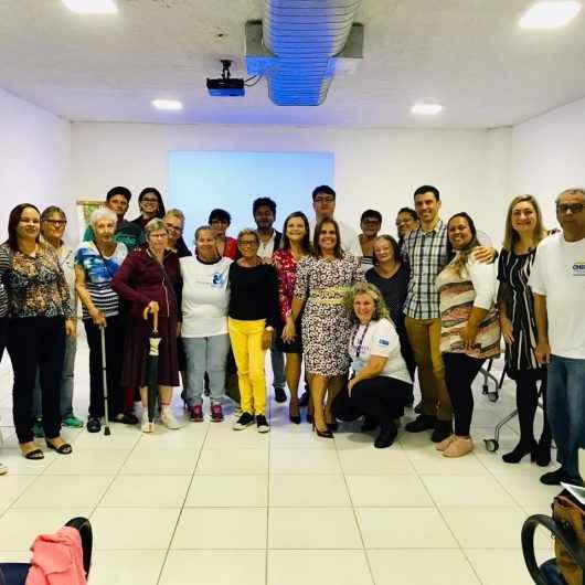 Caraguatatuba realizou Plenária Municipal de Enfrentamento à Violência Contra a Pessoa Idosa