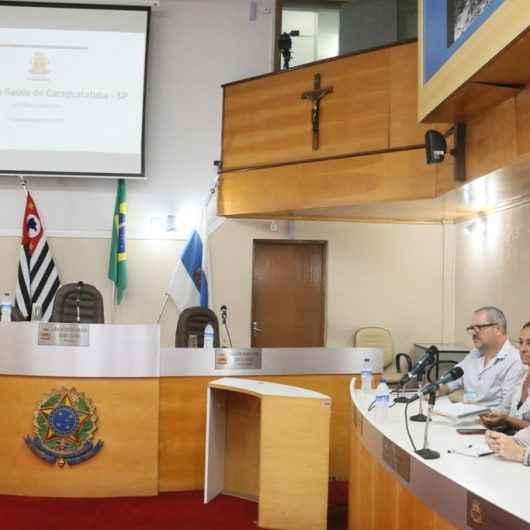 Secretaria de Saúde realizou Audiência Pública para Prestação de Contas do 1° Quadrimestre de 2019