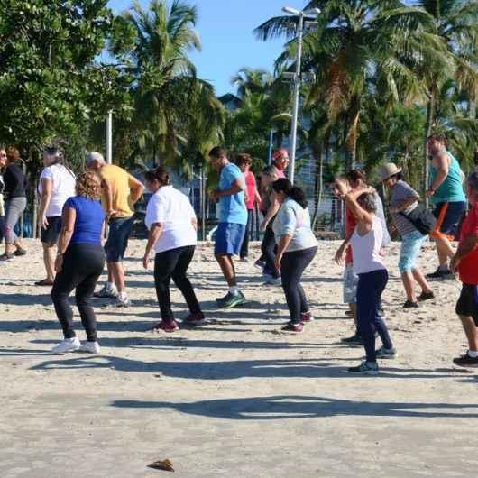 Sepedi promove atividades ao ar livre no Programa Praia Acessível
