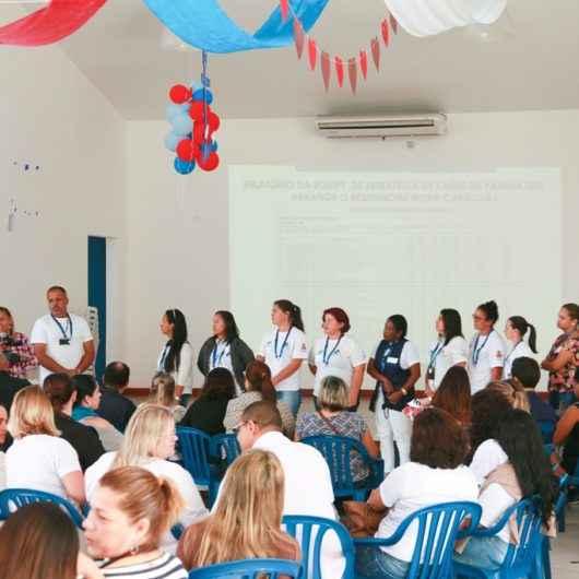 Técnicos do Programa Saúde em Ação visitam Caraguatatuba para encontro regional