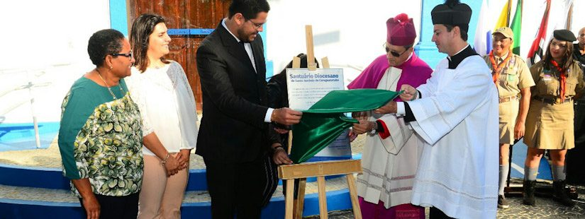 Diocese de Caraguatatuba inaugura Santuário Diocesano de Santo Antonio