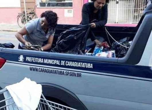 Caraguatatuba segue com a Campanha do Agasalho 2019
