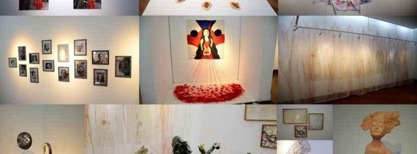 Mostra coletiva 'Eu Sinto, Você Sente, Nós Sentimos' entra em exposição no MACC