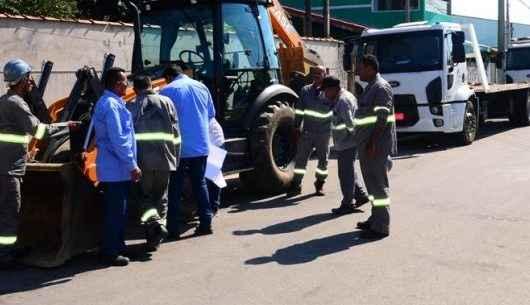 Prefeitura autoriza início das obras de drenagem e repavimentação no Barranco Alto