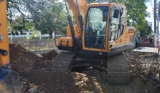 Prefeitura de Caraguatatuba inicia construção de nova baia de acesso à Santa Casa