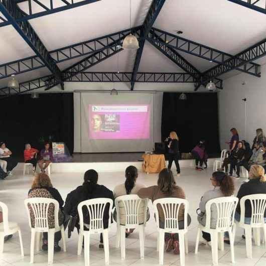 Até quinta-feira (29/08) comunidades de Caraguatatuba recebem palestras sobre Relacionamento Abusivo