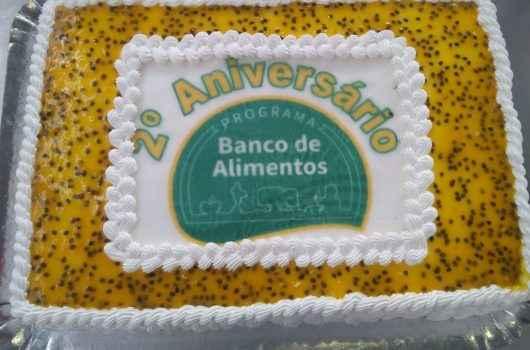 Banco de Alimentos comemora dois anos com curso para entidades de assistência social de Caraguatatuba