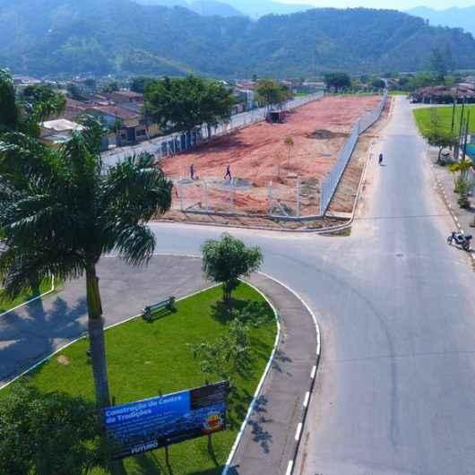 Prefeitura continua obras de construção do Centro de Tradições do Tinga