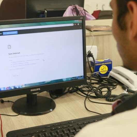 Procon de Caraguatatuba notifica empresa por reclamações da qualidade do sinal de internet