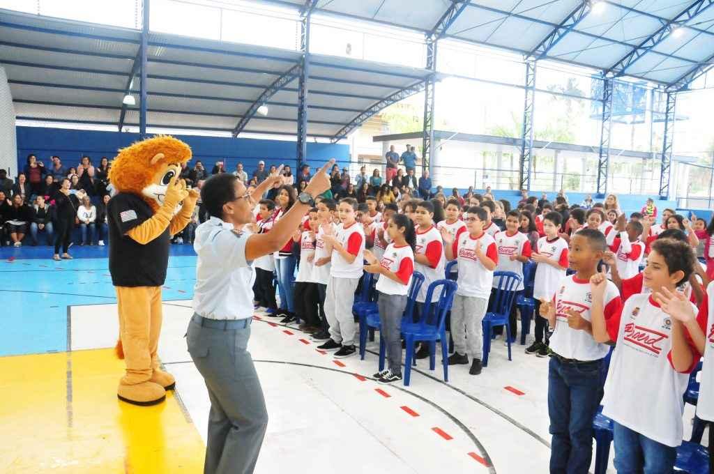 Caraguatatuba forma mais 639 alunos no PROERD no 2º trimestre de 2019