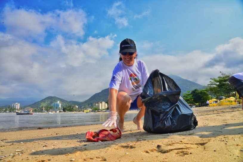 O Dia Mundial da Limpeza de Praia, comemorado neste sábado (21/09), será marcado por diversas ações e pontos de limpeza em Caraguatatuba.