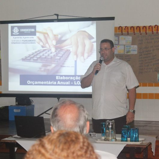 Prefeitura de Caraguatatuba encerra audiências públicas da LOA 2020