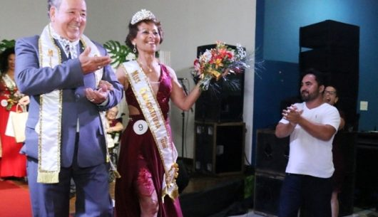Caraguatatuba tem um novo casal de Miss e Mister Melhor Idade 2019