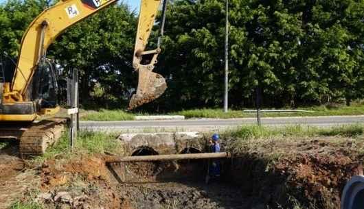 Prefeitura interditará rodovia na Região do Jetuba para obras de drenagem na próxima semana