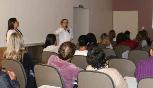 Ciapi de Caraguatatuba recebe palestra sobre Câncer de Mama nesta quarta