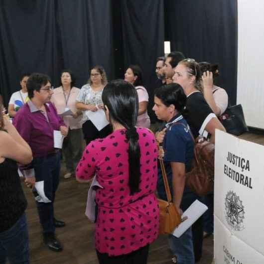 CMDCA promove capacitação para funcionários que trabalharão na eleição dos novos membros no domingo (06/10)
