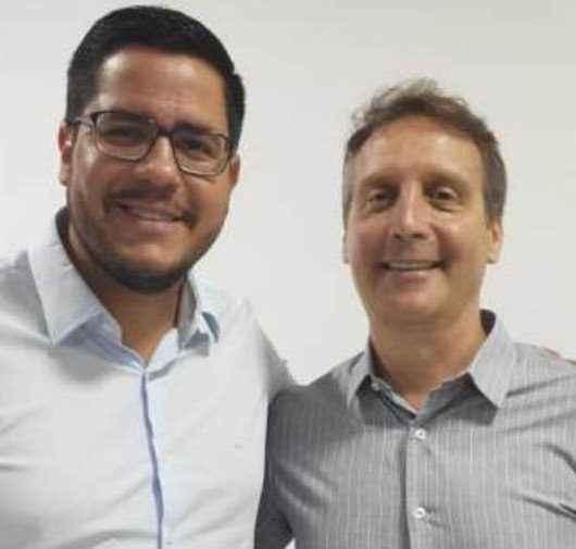 Aguilar Junior nomeia novo secretário de Urbanismo
