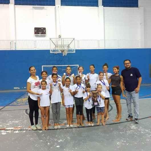 Equipe de Ginástica Rítmica de Caraguatatuba é campeão do Gymny Dance Brasil