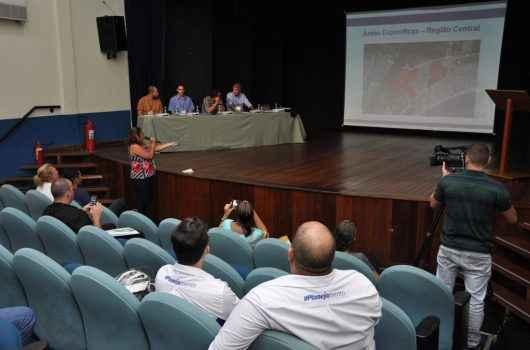 Audiências públicas descentralizadas debatem elaboração da Lei dos Bairros de Caraguatatuba em dezembro