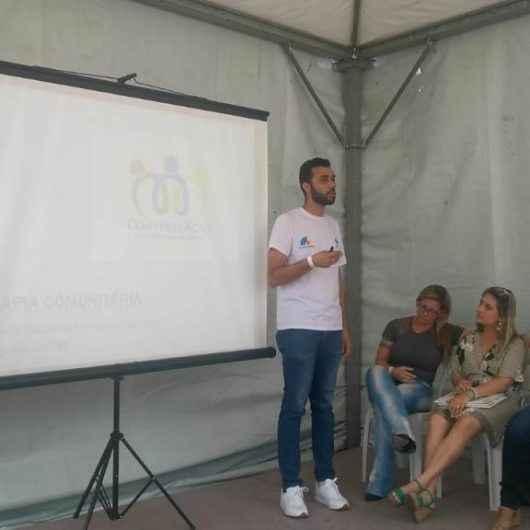 Integrantes do Núcleo de Educação Permanente de Caraguatatuba apresentam trabalhos em Seminário de Saúde