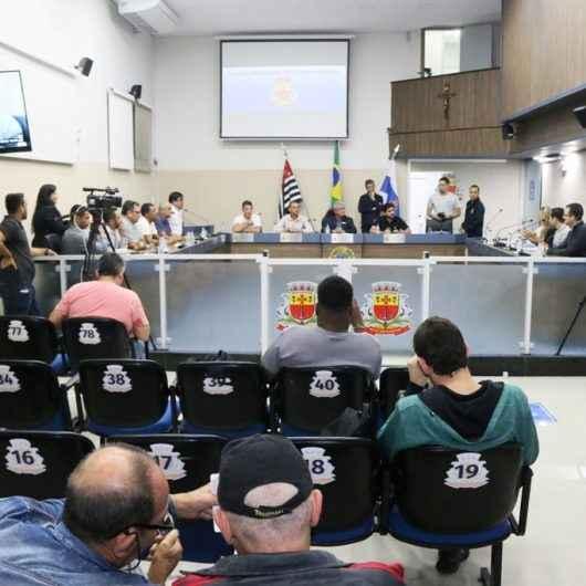Câmara de Caraguatatuba encerra audiências do orçamento de R$ 936 milhões para 2020 nesta quinta-feira (14)