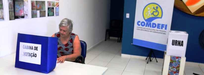 Conselho Municipal da Pessoa com Deficiência de Caraguatatuba tem novos membros