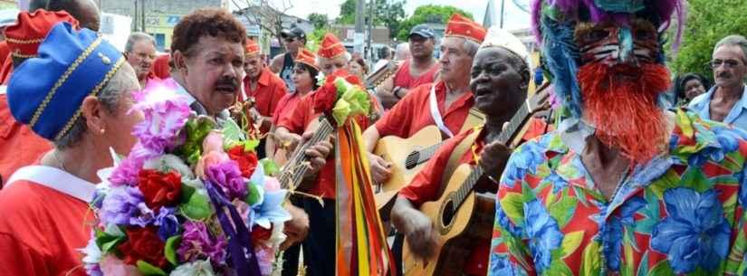 Mês do Folclore tem bate-papo com mestres da cultura popular, exposição e recreação
