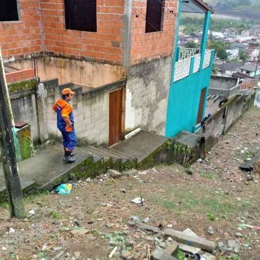 Defesa Civil de Caraguatatuba recebe alerta sobre ventos superiores a 80 km/h na 5ª feira