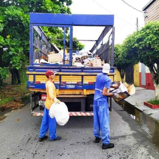 Confira a programação da Coleta Seletiva e Ecopontos no Carnaval