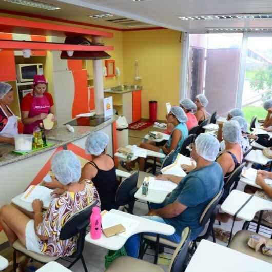 Inscrições abertas para cursos gratuitos aos moradores do Residencial Nova Caraguá II