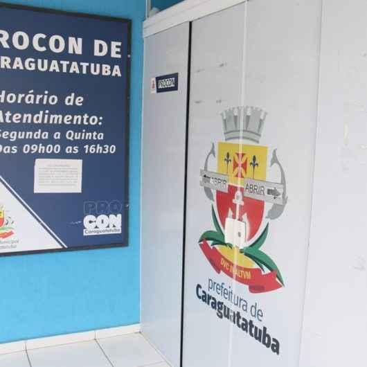 Telefonia e serviços financeiros lideram reclamações de janeiro do Procon de Caraguatatuba